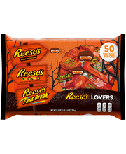 Reese's Lovers' Assortment 50 ct Bag