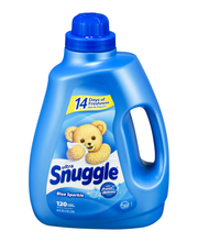 Ultra Snuggle® Blue Sparkle® Liquid Fabric Softener 96 fl. oz...
