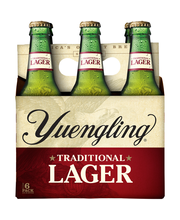 Yuengling® Traditional Lager 6-12 fl. oz. Bottles