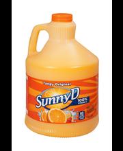 Sunny D® Tangy Original Orange Flavored Citrus Punch 1 gal. Jug