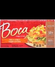 Boca Spicy Chik'n Veggie Patties 4 ct Box