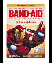 Band-Aid Brand Adhesive Bandages Assorted Sizes Marvel Avenge...