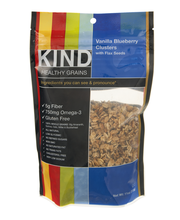 Kind Healthy Grains® Vanilla Blueberry Clusters with Flax See...