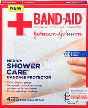 Johnson & Johnson Band-Aid® Brand of First Aid Products Showe...