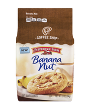 Pepperidge Farm Soft Baked Cookies Banana Nut