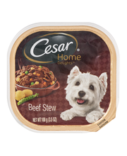Cesar® Home Delights™ Canine Cuisine Beef Stew Wet Dog Food 3...