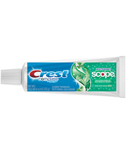 Crest® Complete Multi-Benefit™ Whitening + Scope® Fluoride To...