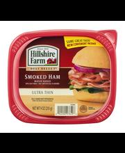 Hillshire Farm Deli Select® Ultra Thin Smoked Ham 9 oz. Tub
