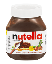 Nutella® Hazelnut Spread 26.5 oz. Plastic Jar
