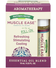 Nature's Truth® Aromatherapy Muscle Ease™ On The Go Roll-On E...