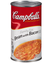 Campbell's Bean with Bacon Condensed Soup 23.8 oz.