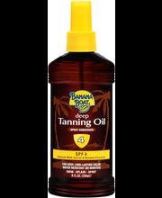 Banana Boat® Deep Tanning Oil Spray SPF 4 Sunscreen 8 fl. oz....