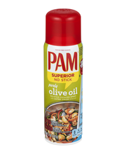 PAM® Olive Oil Cooking Spray 5 oz. Aerosol Can