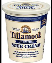 Tillamook® Premium Sour Cream 16 oz. Tub