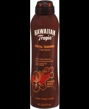 Hawaiian Tropic® Royal Tanning Triple Rich Clear Spray Tannin...