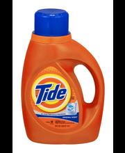Tide® Original Liquid Laundry Detergent 50 fl. oz. Plastic Jug