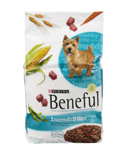 Purina Beneful IncrediBites With Real Beef Dog Food 3.5 lb. Bag
