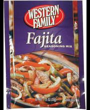 Wf Fajita Seasoning Mix