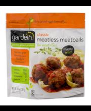 Gardein™ Classic Meatless Meatballs 12.7 oz. Bag