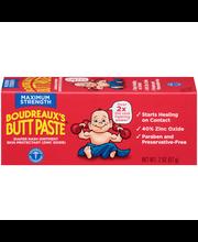Boudreaux's® Butt Paste Maximum Strength Diaper Rash Ointment...