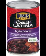 Bush's Best® Cocina Latina™ Frijoles Cubanos 15 oz. Can