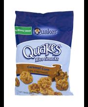 Quaker® Popped® Caramel Corn Rice Crisps 7.04 oz. Bag
