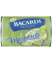 Bacardi® Frozen Mixers Margarita 10 fl. oz. Can
