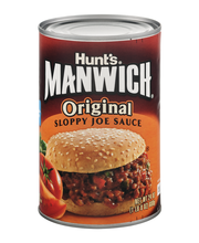 Hunt's Manwich® Original Sloppy Joe Sauce 24 oz Can