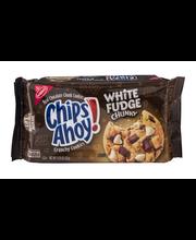 Nabisco Chips Ahoy! White Fudge Chunky Chocolate Chunk Cookie...