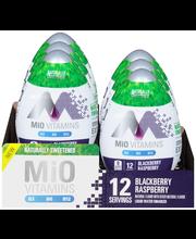 MiO Vitamins Blackberry Raspberry Liquid Water Enhancer 1.62 ...