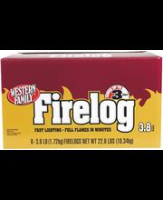 Wf Firelogs 3Hr Burn