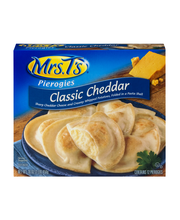 Mrs. T's® Classic Cheddar Pierogies 16 oz. Box