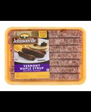 Johnsonville Vermont Maple Syrup Breakfast Links 12oz tray (1...