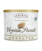 Peanuts, Extra Large Gourmet Virginia, Unsalted