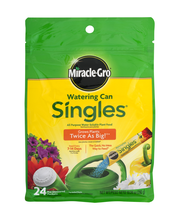 Miracle-Gro Watering Can Singles Water Soluble Plant Food - 2...