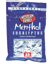 Wf Menthol Cough Drops Originl