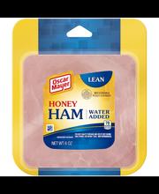 Oscar Mayer Lean Honey Ham Cold Cuts 6 oz. Pack