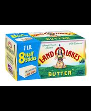 Land O'Lakes® Sweet Cream Salted Sweet Butter Half Sticks 8 ct. Box