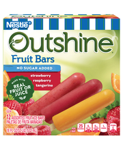 Outshine No Sugar Added Strawberry, Raspberry & Tangerine Fro...