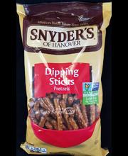 Snyder's of Hanover® Old Fashioned Dipping Sticks Pretzels 12...