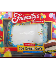 Friendly's Celebration Vanilla and Chocolate Premium Ice Crea...