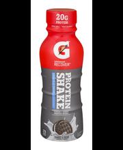 Gatorade® Recover® Cookies & Creme Protein Shake 11.16 fl. oz...