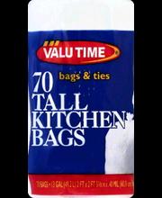 VALU TIME TALL KTCHN BG/TIE 13GL