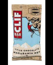CLIF Bar® White Chocolate Macadamia Nut Energy Bar 2.4 oz. Wr...