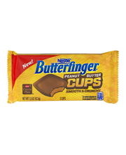 BUTTERFINGER Peanut Butter Cups 2 ct 1.5 oz. Pack
