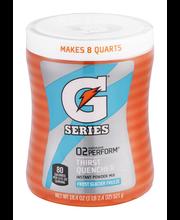 Gatorade® Instant Frost Glacier Freeze Powder Drink Mix 18.3 oz