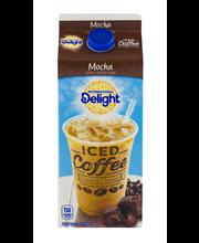 International Delight™ Mocha Iced Coffee 0.5 gal. Carton