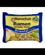 Maruchan® Oriental Flavor Ramen Noodle Soup 3 oz. Bag