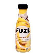 Fuze Banana Colada Flavored Beverage