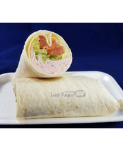 Turkey & Cheese Wrap